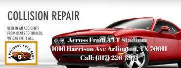 Auto Collision Repair Arlington Texas