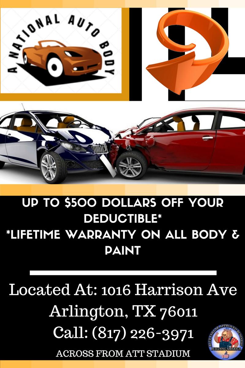 Arlington Auto Paint And Body Repair